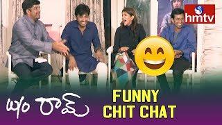 Wife Of Ram Movie Team Chit Chat | Manchu Lakshmi | Priyadarshini | Adarsh