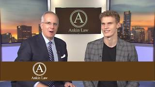 Lauri Markkanen in Ankin Law Commercial