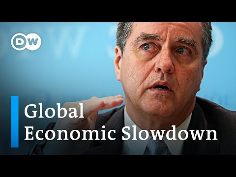Brexit & Trade War: WTO warns of global economic slowdown | DW News