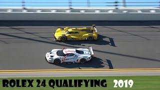 2019 Rolex 24 Roar Before the Rolex 24 Qualifying