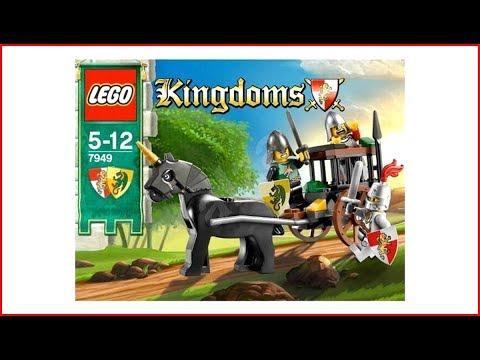 Vidéo LEGO Kingdoms 7949 : La capture du soldat du roi