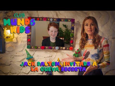 La Cueva Secreta con Jack Dalton, nos cuenta de su libro sobre orangutanes   Club Mundo Kids