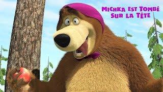Masha et Michka - 🐻 Michka Est Tombe Sur La Tete 🐻(Épisode 38)