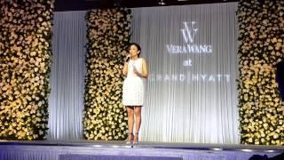 艾迪昇傳播 曲艾玲 WERA WANG 主持開場