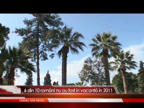 6 din 10 români nu au fost în vacanță în 2011