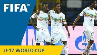 Match 48: Mali v Ghana – FIFA U-17 World Cup India 2017