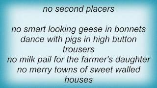 10000 Maniacs - Back O' The Moon Lyrics