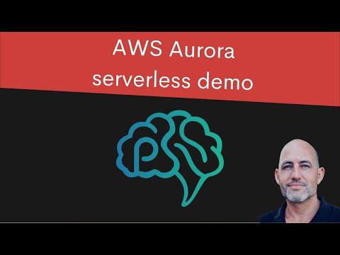 AWS Aurora Serverless