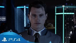 Detroit: Become Human | Connor Trailer | PS4