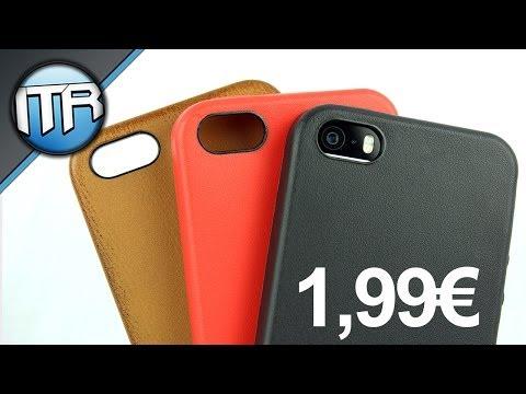 iProtect iPhone 5/5S Case ab 1,99€ - Apple Case-Alternative! + Vergleich [HD] - Deutsch/German