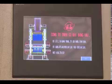 Công nghệ mới trong sản xuất gạch không nung. Phóng sự dây chuyền gạch không nung. Tel: 0906475943
