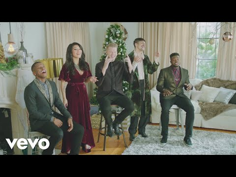 New [OFFICIAL VIDEO] Deck The Halls – Pentatonix
