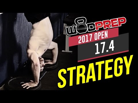 CrossFit 17.4 Open Workout Tips and Strategy – UPDATED! (WODprep Official)