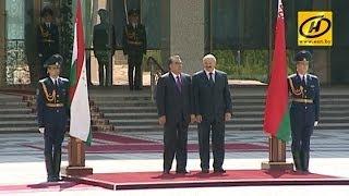 Беларусь и Таджикистан подписали соглашения о торгово-экономическом сотрудничестве