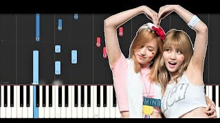 Twice - Be As One (Piano Tutorial)