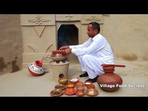 Matar Keema Recipe | Keema Matar | Minced Meat and Peas Recipe | Village Food Secrets