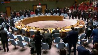 Президент РК Н. Назарбаев принял участие в заседании Совета Безопасности ООН