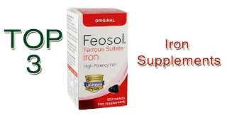 Best Iron Supplements Reviews - Iron Supplements To Purchase