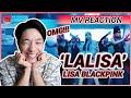 LISA - 'LALISA' M/V Reaction | KAYAVINE