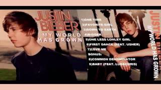 First Dance - Justin Bieber (feat. Usher)