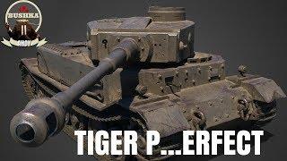 Tiger P King of Kings World of Tanks Blitz
