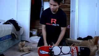 Skateboard Unboxing | New Plan B Complete Board!