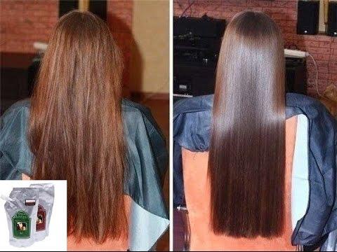 Ламинирование волос - корейская косметика - Lombok Original Henna Treatment