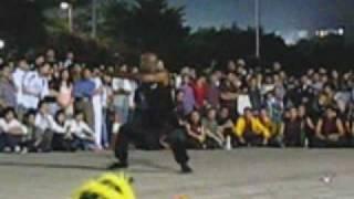 preview picture of video 'John Wai Kung Fu Academy Jiangmen Performance'