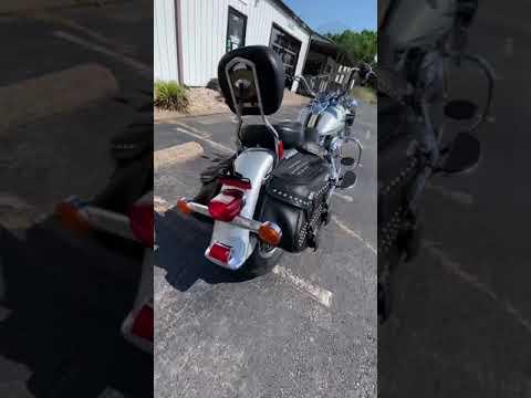 2010 Harley-Davidson FLSTC HERITAGE SOFTAIL in Greenbrier, Arkansas - Video 1