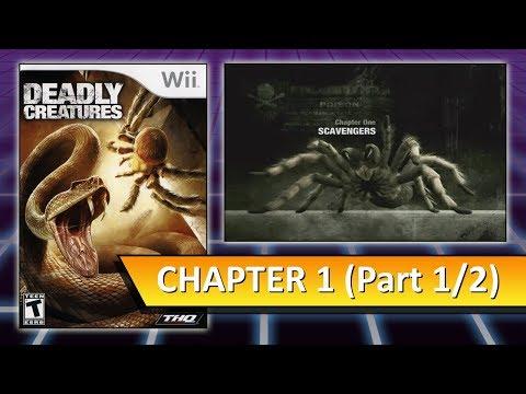 Видео № 1 из игры Deadly Creatures [Wii]