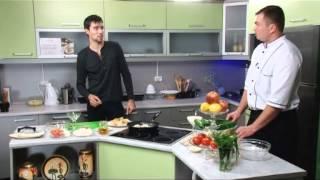 Руслан Масюков на кухне!