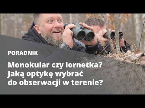 Monokular czy lornetka? Jaką optykę wybrać do obserwacji w terenie? 👀 ❗ ❗ ❗