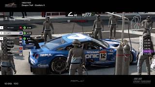 Gran Turismo™SPORT - Dragon Trail Gardens II Nissan GTR Gr2 (online race) v2