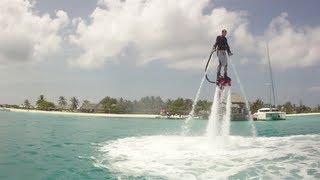 Fly Boarding @ LUX Maldives