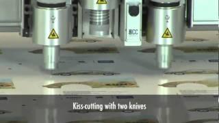 Kiss-Cut Tool