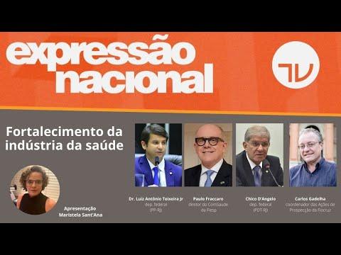Expressão Nacional - Fortalecimento da indústria da saúde - 21/09/2020