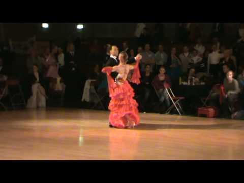 Jasper & Gonja dansen de Tango in Cuijk