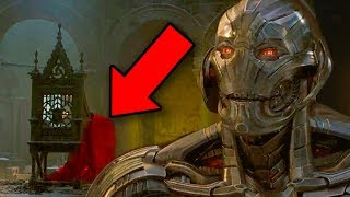Avengers Age of Ultron (2015) - Easter Eggs & References - MCU Rewatch