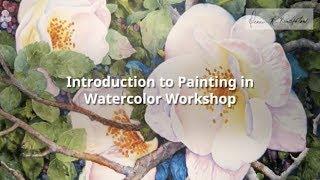 Denver Art Students LeagueWatercolor Classes Announced!