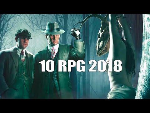 TOP 10: наиболее перспективные RPG 2018