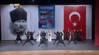 TÜRKSOY İstanbul Türk Ocağı Bahar Şenliği 2015 - TRT Avaz
