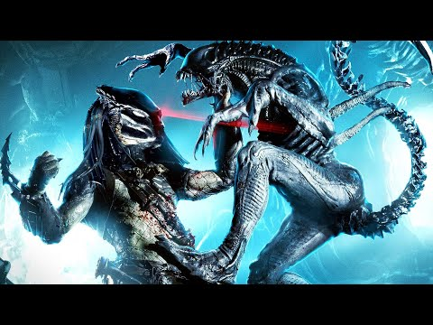 Alien vs Predator - Predator History On Earth