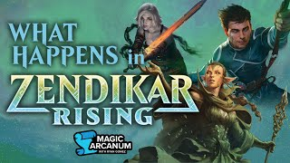 What Happens in Zendikar Rising?