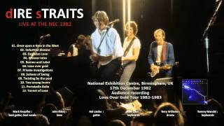 "Dire Straits ""Once upon a time in the West"" 1982-12-17 Birmingham [AUDIO ONLY]"