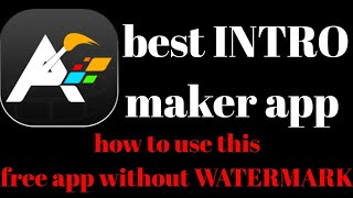 best intro maker app for android 2019 - TH-Clip