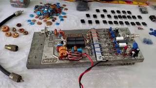 Video manual PA1200 BLF188XR installation and configuration