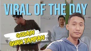 VIRAL HARI INI: Video Guru Pria Digombalin Muridnya