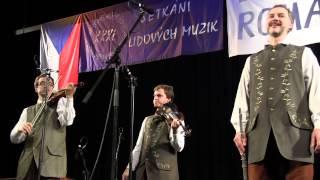 PRAHA-31.SETKÁNÍ LIDOVÝCH MUZIK-Balady a romance 4.(Malá česká muzika Jiřího Pospíšila)