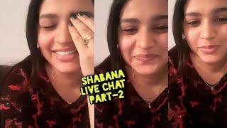 Download Part-2 | Sembaruthi Shabana (Parvathi) instagram