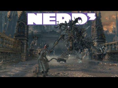 Nerd³ Goes Huntin' - Bloodborne - 19 Mar 2018 (видео)
